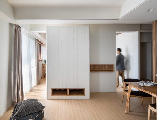 兩室心合 : 熟年夫妻的安居棲地